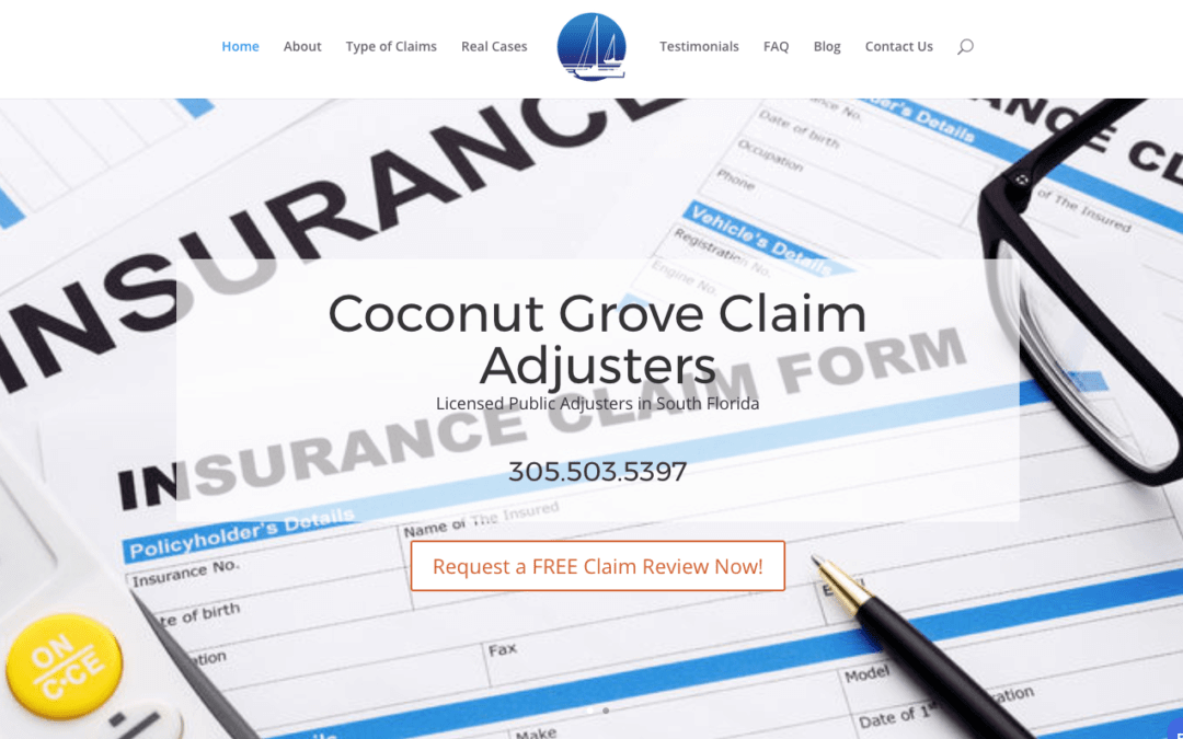 Insurance Claim Adjusters