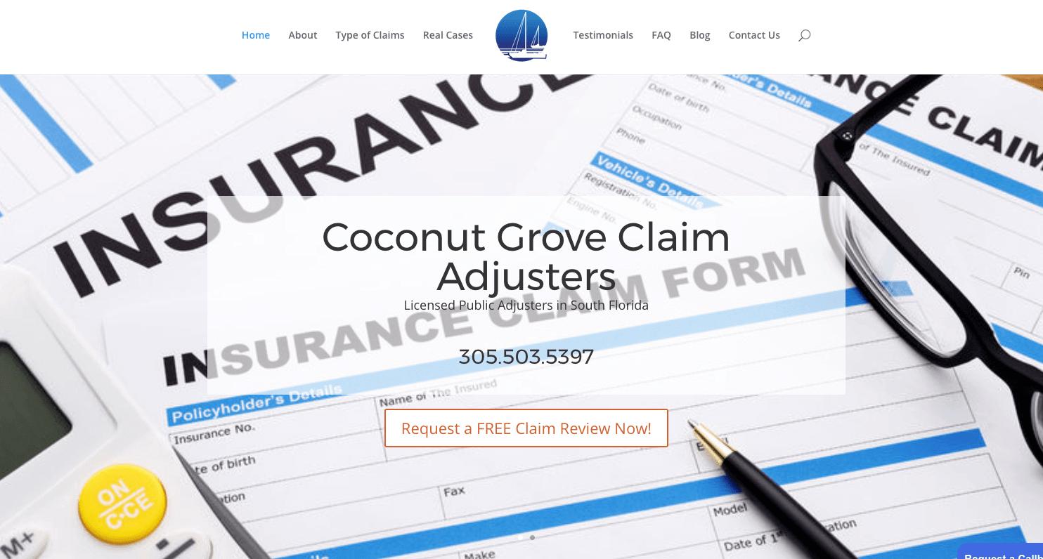 insurance claim adjusters miami